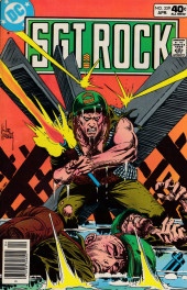 Sgt. Rock (1977) -339- I Was Here Before!