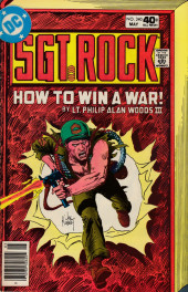 Sgt. Rock (1977) -340- How To Win A War