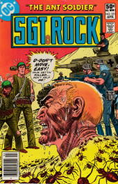 Sgt. Rock (1977) -351- The Ant Soldiers