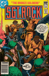 Sgt. Rock (1977) -355- Bronze Soldiers