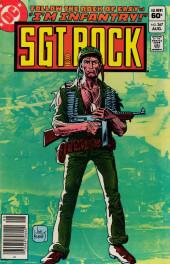 Sgt. Rock (1977) -367- I'm Infantry!