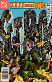 Sgt. Rock (1977) -371- A...B...C...D...Spells Death