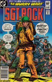 Sgt. Rock (1977) -377- The Worry-Wart