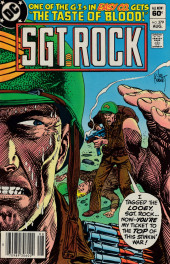 Sgt. Rock (1977) -379- The Taste of Blood
