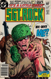 Sgt. Rock (1977) -380- It's a Little Crazy