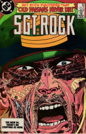 Sgt. Rock (1977) -384- Old Paisans Never Die