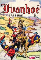 Ivanhoé (1re Série - Aventures et Voyages) -Rec21- Album N°21 (du n°81 au n°84)