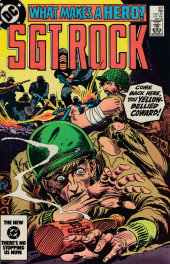 Sgt. Rock (1977) -387- What Makes a Hero?