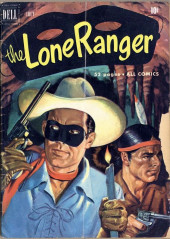 Lone Ranger (The) (Dell - 1948)