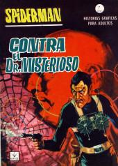Spiderman (The Spider - Vértice 1967) -1- Contra el Dr. Misterioso