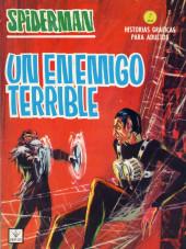 Spiderman (The Spider - Vértice 1967) -5- Un enemigo terrible