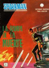 Spiderman (The Spider - Vértice 1967) -6- La rampa de la muerte