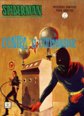 Spiderman (The Spider - Vértice 1967) -7- Contra