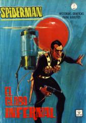 Spiderman (The Spider - Vértice 1967) -8- El globo infernal