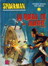 Spiderman (The Spider - Vértice 1967) -9- La rueda de la muerte