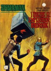Spiderman (The Spider - Vértice 1967) -10- ¡Vuelve el emperador androide!