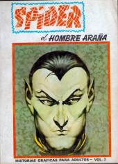 Spider, el hombre araña (The Spider - Vértice 1973)