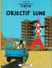 Tintin (Historique) -16C8- Objectif lune