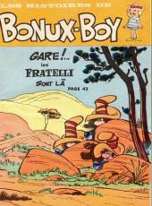 Bonux-Boy (Les histoires de) -75691- Gare ! les fratelli sont là