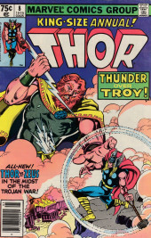 Thor (1966) -AN08- Thunder Over Troy!