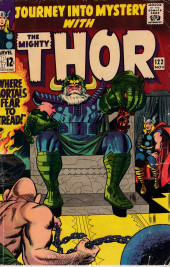 Journey into Mystery Vol. 1 (Marvel - 1952) -122-