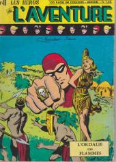 Les héros de l'aventure (Classiques de l'aventure, Puis) -48- Le Fantôme : L'Ordalie des Flammes