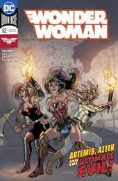 Wonder Woman (2016) -52- The Enemy Of Both Sides - Part I