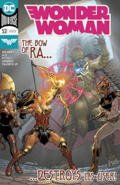 Wonder Woman Vol.5 (DC comics - 2016) -53- The Enemy Of Both Sides - Part II