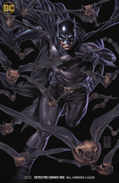 Detective Comics (1937), période Rebirth (2016) -985B- On the outside - Part 3 - Variant Mark Brooks Cover