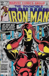 Iron Man Vol.1 (Marvel comics - 1968) -170- And Who Shall Clothe Himself in Iron?