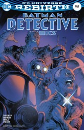Detective Comics (1937) -969B- Fall of the Batman - Part 1 - Rafael Albuquerque Cover B variant