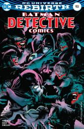 Detective Comics (1937) -951B- League of Shadows - Part 1 : Unleashed