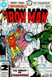L'invincible Iron Man (Éditions Héritage) -8990- Le retour du héros