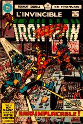 L'invincible Iron Man (Éditions Héritage) -99100- Les bandits déchaînés