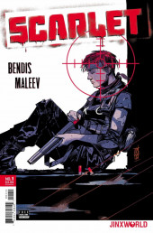 Scarlet (2018) -1- Issue 1