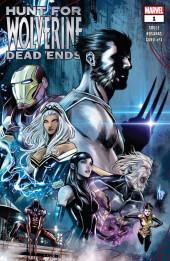 Hunt for Wolverine: Dead Ends (2018)