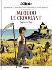 Les grands Classiques de la littérature en bande dessinée -44- Jacquou le Croquant