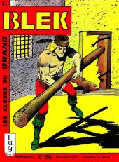 Blek (Les albums du Grand) -61- Numéro 61