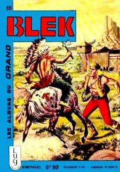 Blek (Les albums du Grand) -89- Numéro 89
