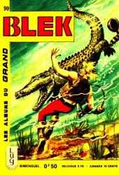 Blek (Les albums du Grand) -90- Numéro 90