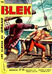 Blek (Les albums du Grand) -105- Numéro 105
