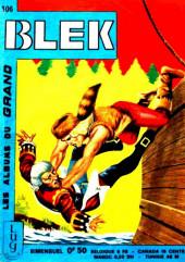 Blek (Les albums du Grand) -106- Numéro 106