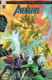 Marvel Legacy - Avengers (Marvel France - 2018) -3- Jusqu'à la mort