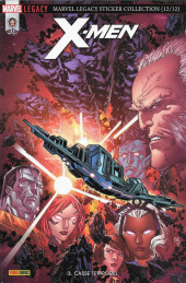Marvel Legacy - X-Men (Marvel France - 2018) -3- Casse temporel