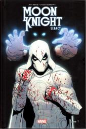 Moon Knight Legacy -1- La Folie dans le sang
