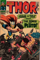 Thor (1966) -128- The Power of Pluto!