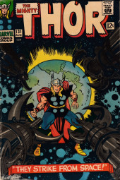 Thor (1966) -131- They Strike From Space!