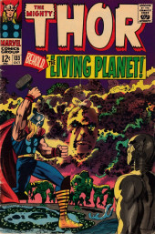 Thor (1966) -133- Behold... The Living Planet!