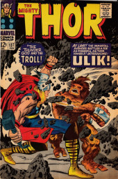 Thor (1966) -137- The Thunder God and the Troll!