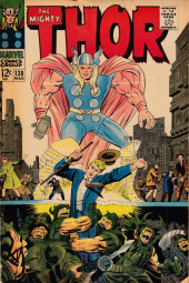Thor (1966) -138- The Flames of Battle!
